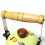 thumbnail 7 - Green-enamelware-pot-camping-coffee-Tea-Kettle-Vintage-enamel-cookware
