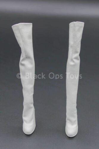 pied type 1//6 Scale Toy nier automates-yorha 2B-blanc cuissardes