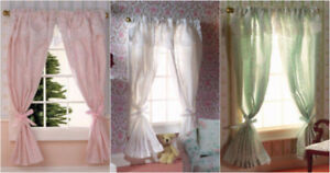 Melody Jane Dolls House 12 Brass Eyes Curtain Rods Miniature 1:2 Window 2.5mm
