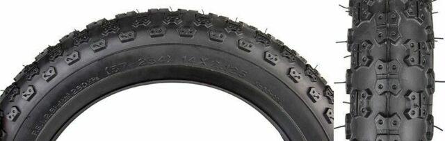 Sunlite MX3 Tire Sunlt 14x2.125 Bk//bk K50