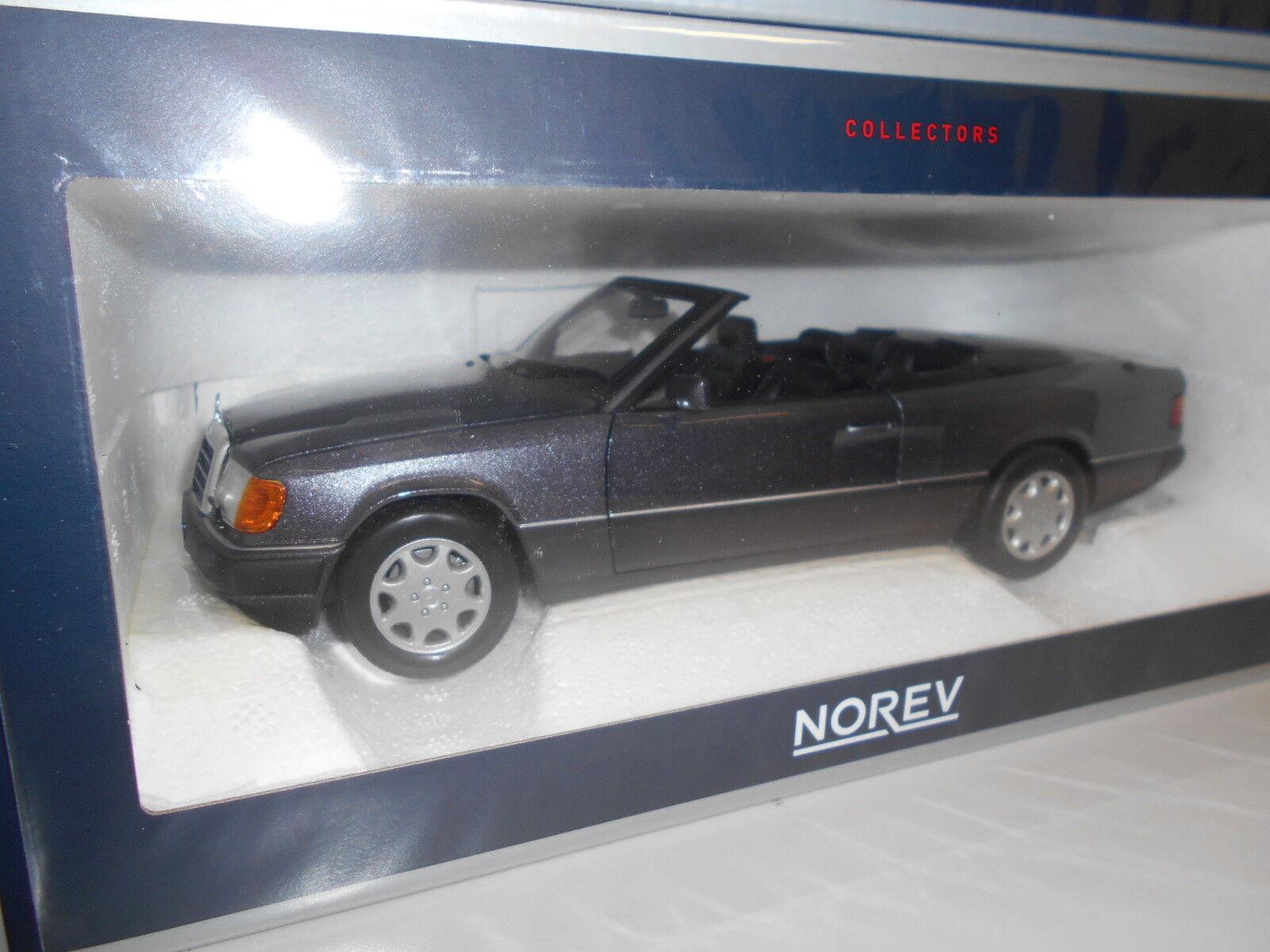 NV183567 by NOREV MERCEDES BENZ 300CE-24 CABRIOLET 1990 1 18