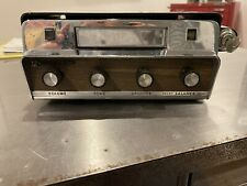 Vintage Automatic Radio Removable 8 Track Player Car