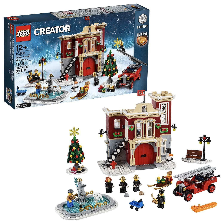 LEGO 10263 Creator Expert Winter Village Fire Station