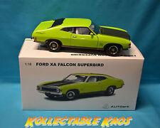1:18 Biante - 1974 Ford XA Falcon Superbird - Lime Glaze / Jewel Green