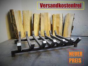 Feuerbock-40-x-30cm-Kamin-Ofen-Rost-Gartengrill-Kamin-Massiv-und-Genial