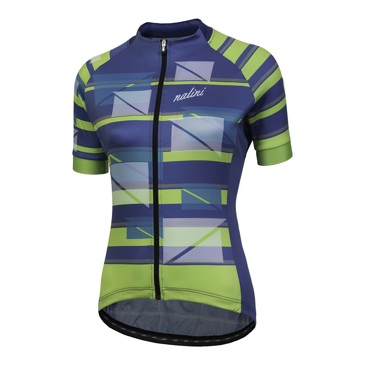 SHIRT NALINI TRENDY LADY blue GREEN Size M