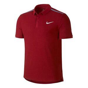 74496122 Image is loading Nike-Court-RF-ADVANTAGE-Tennis-Polo-Shirt-729281-