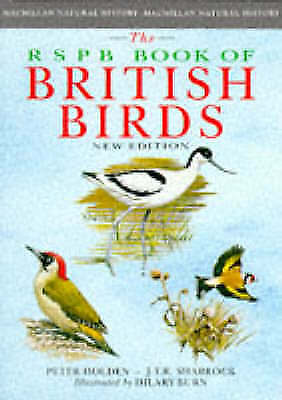 """""""AS NEW"""" , The RSPB Book of British Birds, Third Edition Book"""