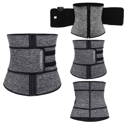 Women Waist Trainer Shaperwear Workout Neoprene Sauna Sweat Vest Body Shaper Hot