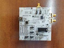 Lmk61pdoa2 Texas Instruments Evaluation Board