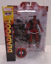 "Diamond Select Toys Marvel 7"" Deadpool High Quality Action Figure Toy New"