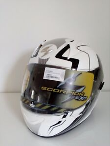 Casque-integral-SCORPION-EXO410A-ALTUS-blanc-taille-S