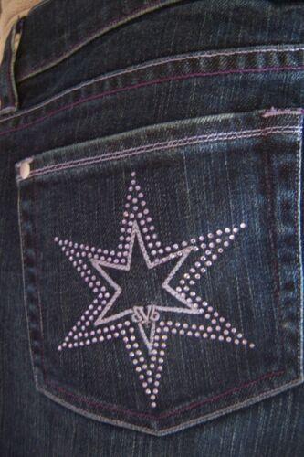 Nuovo Victoria stelle Jeans 10 taglia Beckham 12 29 nIIwpq