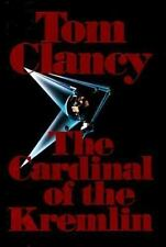 The Cardinal of the Kremlin by Tom Clancy (1988, Hardcover)
