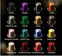 2x Nespresso Capsule Original Line Espresso Coffee Pod All Flavors, 20 Count