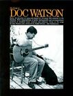 The Songs of Doc Watson by AMSCO Music (Paperback, 1997)