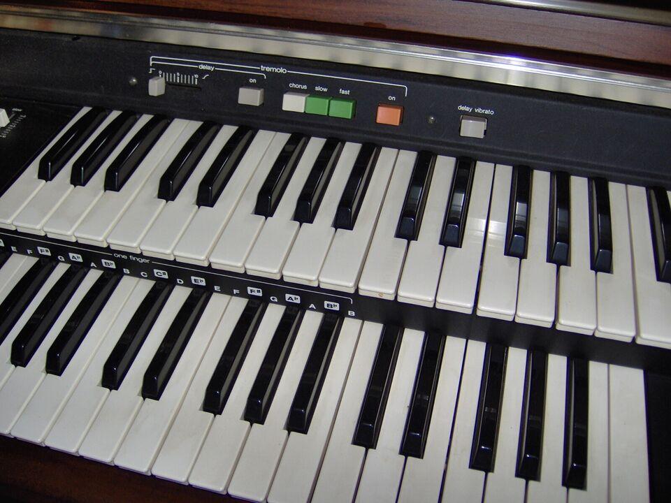 Elorgel, Technics SX-3800B