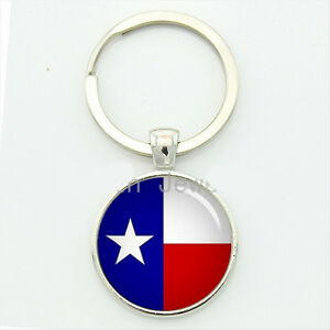 Star Of Texas >> Details About Texas State Flag Keychain Key Chain Fob Texan Star Of Texas Western Cowboy
