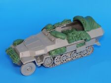 1/35 Resin WWII German sd.kfz.251 Half-track Stowage Set Unpainted QJ087