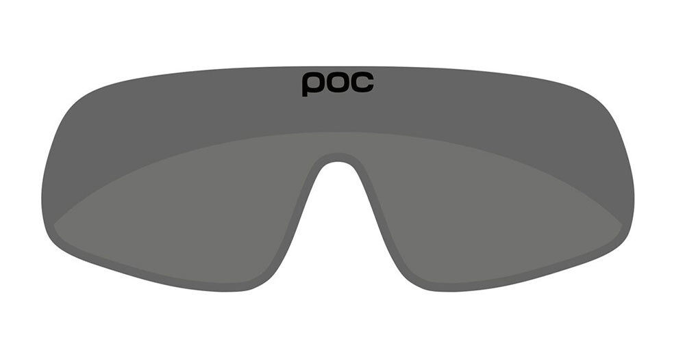 POC Sports CRAVE Replacement Lens - All Tints - Authentic Poc Replacement Lenses