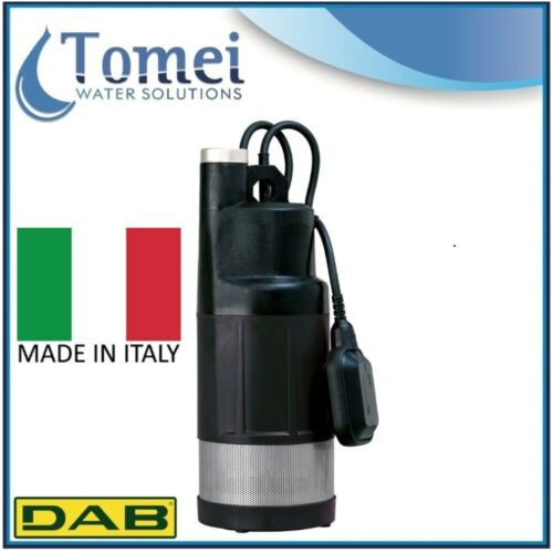 """DAB 6/"""" Multistage Submersible Pump DIVER 6-800-M-A 0,75KW 1X230V"""