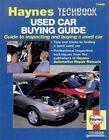 Used Car Buying Guide by John Haynes, J. H. Haynes, Mike Stubblefield (Paperback, 1996)