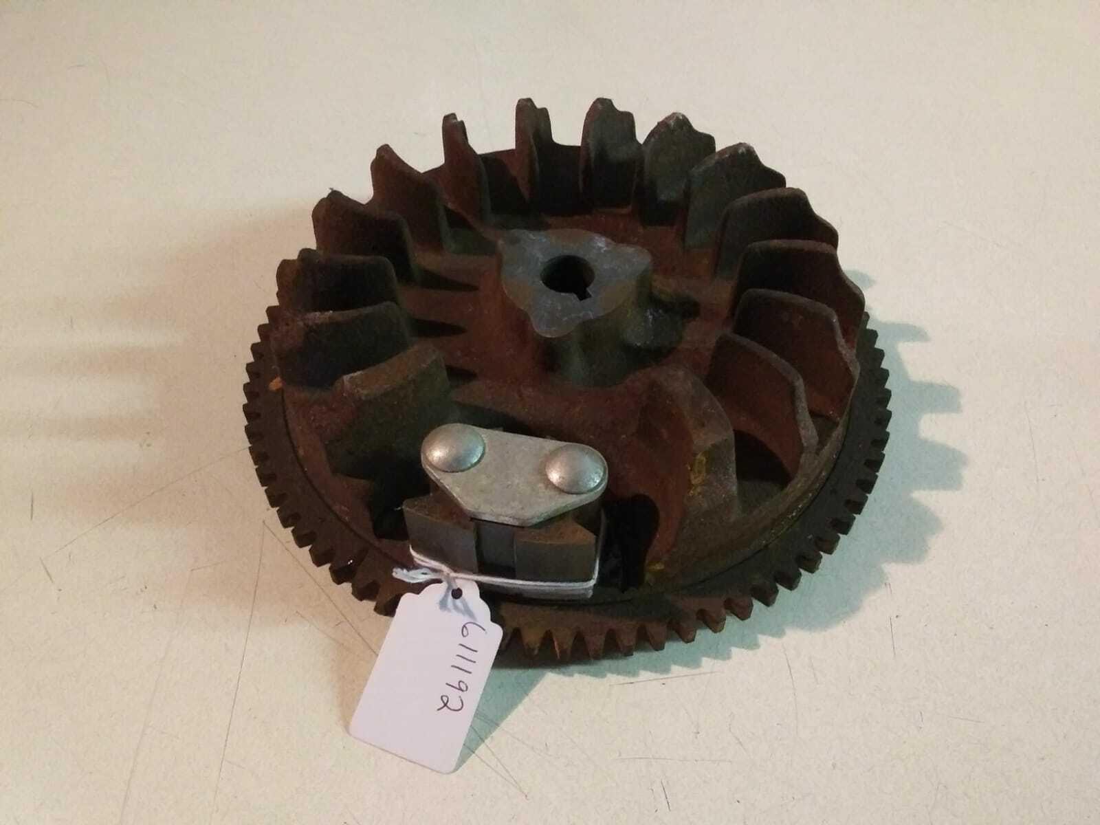Part Tecumseh 611205 Flywheel Genuine Original Equipment Manufacturer OEM