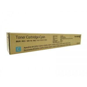 Genuine-Fuji-Xerox-DC-IV-C2270-C3370-C4470-C5570-Cyan-Toner-Cartridge-CT201371