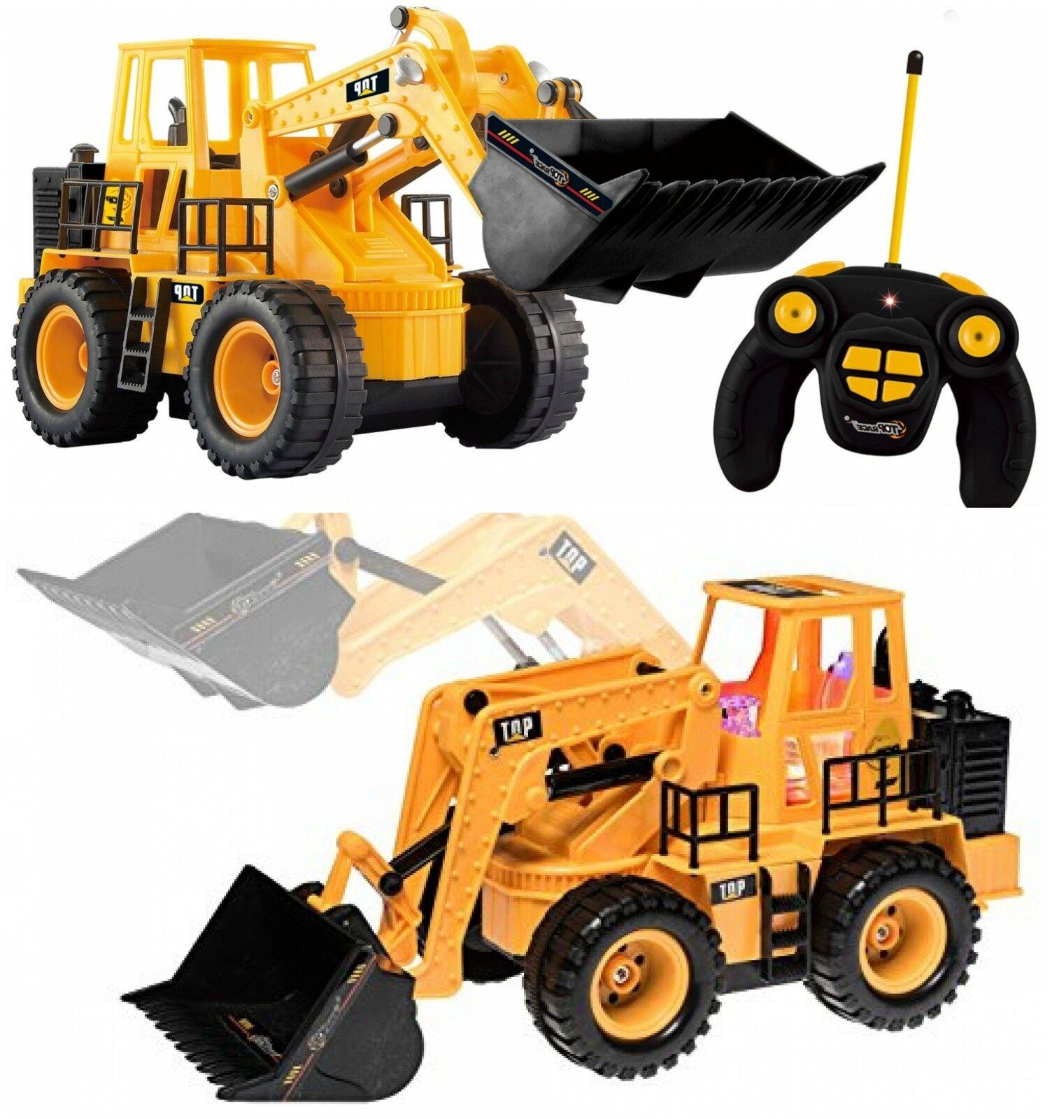 Fernbedienung bau spielwaren spielzeug traktor - elektrische spielzeug fr jungs im alter von 7
