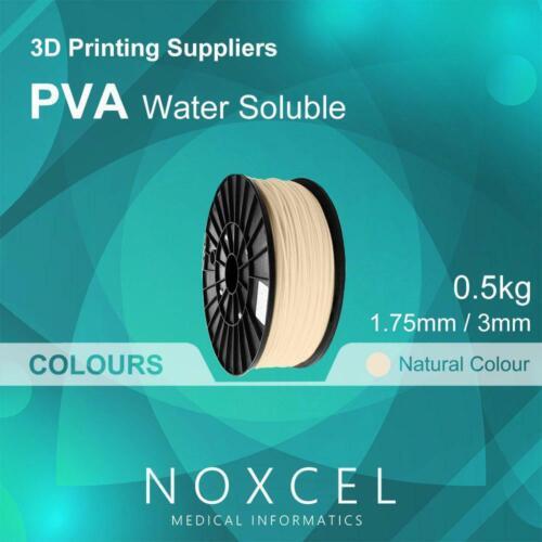 PVA Water Soluble 3D printer filament