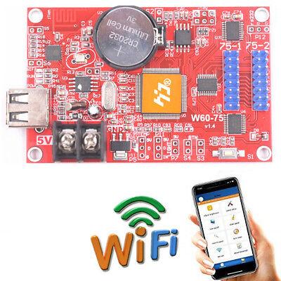 TF-A6U High Quality Easy Program LED Control Card For Scrolling Led Display