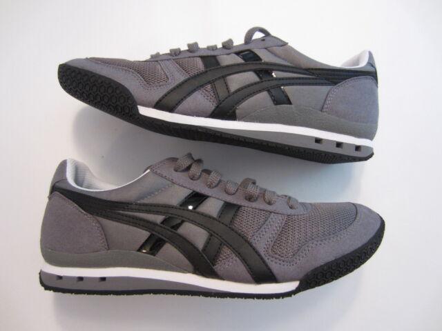 new concept 15d4b a3a8a NEW Asics Onitsuka Tiger Ultimate 81 mens shoe HN201 7390 charcoal gray 8.5  US