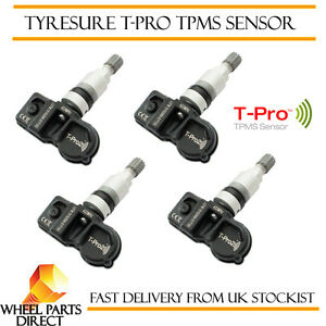 TPMS-Sensors-4-TyreSure-T-Pro-Tyre-Pressure-Valve-for-Saab-9-3-14-15