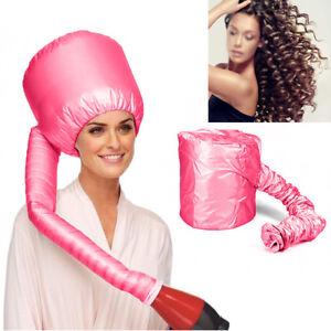 Details Sur Bonnet Thermique Cheveux Casque Portable Seche Cheveux Nylon Coiffure 950
