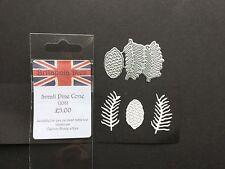 Britannia cutting dies Small Pine Cone (108)