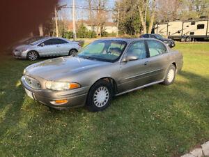 2002 Buick Le Sabre