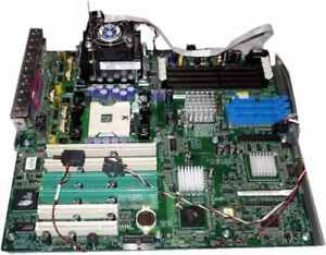 Dell-Y1861-Poweredge-1600SC-Motherboard-with-2-4GHz-CPU-DAT54AMB8B4
