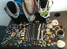 Enormous Estate Mixed Jewelry Lot Vintage/Antique/Modern Mixed Preowned