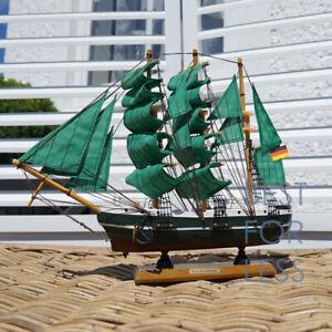 Segelschiff Modell Alexander von Humboldt Standmodell Maritime Alex Bark Deko