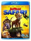 Jungle Safari 3d Blu Ray Region