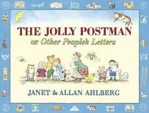 The-Jolly-Postman-by-Janet-Ahlberg-Allan-Ahlberg-Hardcover-Book-New-FREE-amp-F
