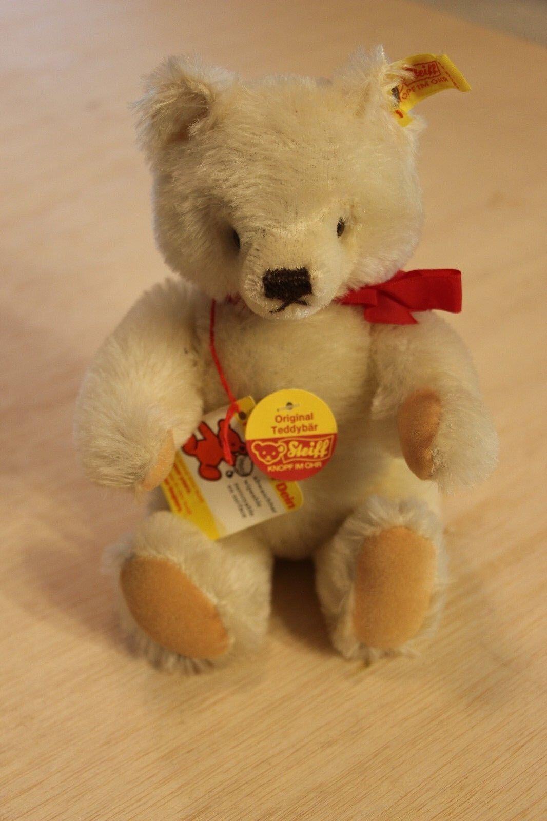 Steiff Vintage Mohair Teddy Bear EAN 0203 26