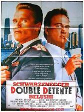 DOUBLE DETENTE Red Heat Affiche Cinéma / Movie Poster ARNOLD SCHWARZENEGGER