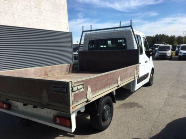 Renault Master III T35 2,3 dCi 125 L3 Mandskabvogn - billede 4