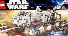 NEW Factory Sealed Lego #(8098) Star Wars CLONE TURBO TANK Set FAST SHIP MISB