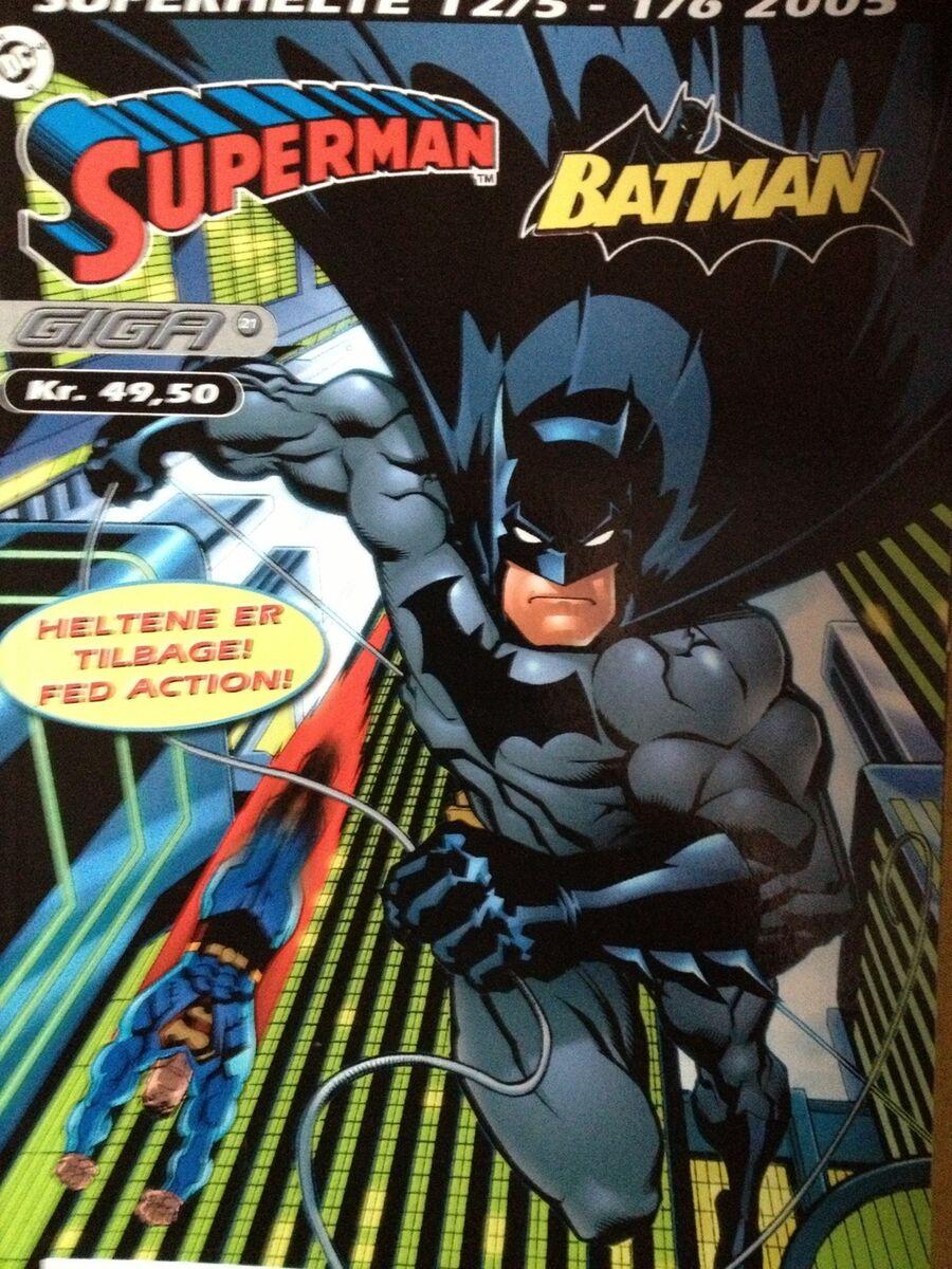den første batman tegneserie
