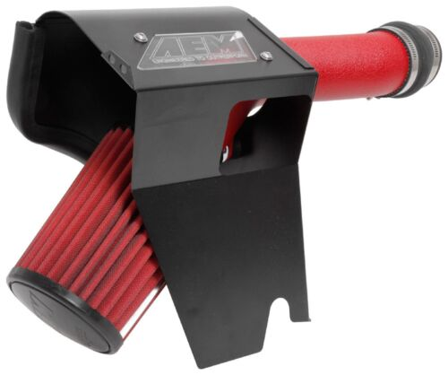 AEM 21-836WR Replacement Cold Air Intake for Subaru WRX STI 2.5L H4