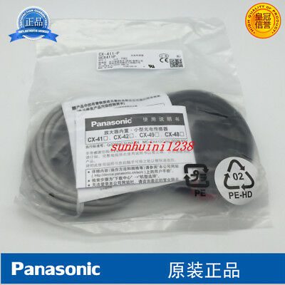 ONE NEW Panasonic photoelectric switch CX-411-P