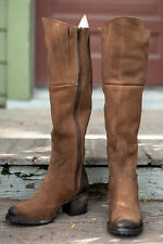 NIB Freebird by Steven Brown Suede and Leather Fuego Boot-6M-TOO HOT 2 TROT!