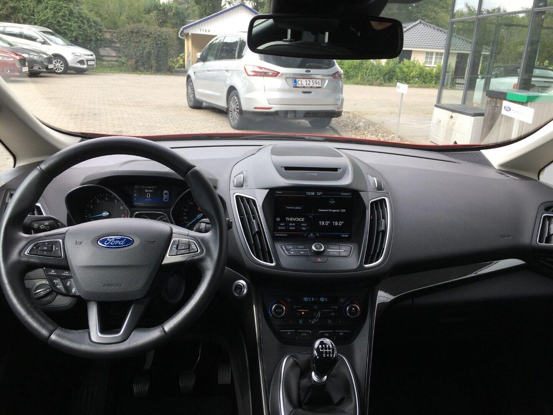 Ford C-MAX 1,0 SCTi 125 Titanium - billede 9
